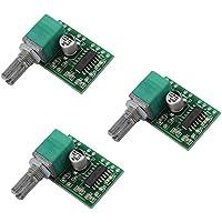 XCSOURCE® 3pcs Amplificadores estéreo PAM8403 Super Mini 5V Digital Amplificador Junta 3W + 3W DC 5V Audio Amplificador Handy Digital Power Amp módulo TE664