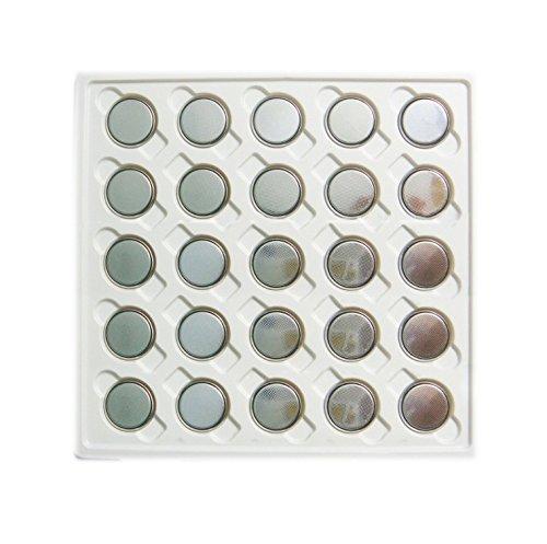 Sonline Batterie au lithium CR2032, (25 Batteries)