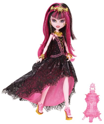 Mattel Monster High Y7703 -  13 Wünsche Party Draculaura, ()