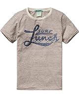 Scotch Shrunk Jungen T-Shirt mit Vintage-Flair