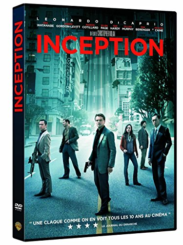 Inception | Nolan, Christopher (1970-....). Metteur en scène ou réalisateur