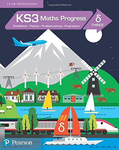 KS3 Maths Progress Student Book Delta 3