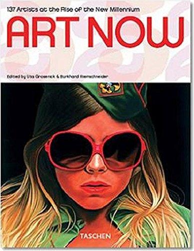 Art now-trilingue (Taschen 25)
