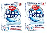 Eau ecarlate Set de 25 Lingettes Blanc Intense Blanchissantes - Lot de 2