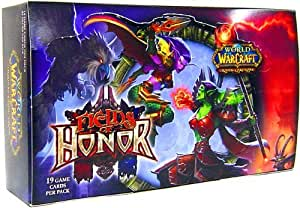 World of Warcraft TCG WoW Trading Card Game Fields of