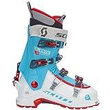 Scott Damen Skischuhe Celeste III Weiss/blau (902) 25