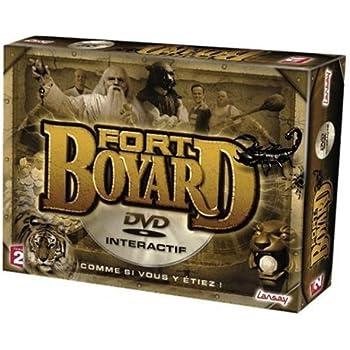 Lansay - 75034 - Jeux De Societe - Autres - Fort Boyard