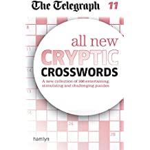 The Telegraph: All New Cryptic Crosswords 11 (The Telegraph Puzzle Books)