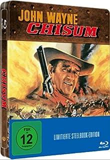 CHISUM (Blu-ray Disc, Steelbook) Limited Edition