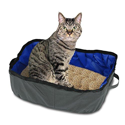Petacc-Caja-Plegable-para-gato-Caja-pequea-Portable-caja-de-viaje-Caja-para-Mascota-al-aire-libre