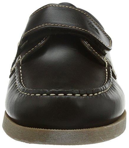 TBS Herren Pommas Schuhe, 45.5 EU Marrón Oscuro