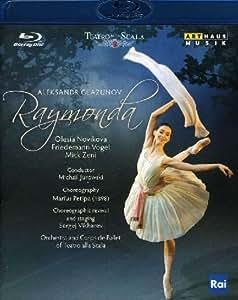 Glazunov: Raymonda La Scala 2011 (Arthaus: 108051) [Blu-ray] [2012]