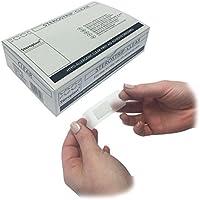 Steroplast Sterostrip Transparente Pflaster, waschfest, steril, hypoallergen, sortiert, 1 Packung mit 100 Stück preisvergleich bei billige-tabletten.eu