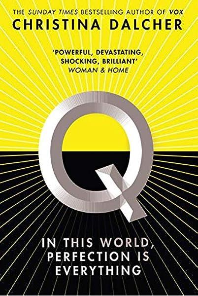 Q: The explosive new dystopian thriller