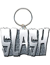 Slash Guns n roses Metal Keyring