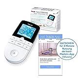 Beurer EM 49 Digital TENS/EMS elektrische Nerven- und Muskelstimulation, inkl. App zur Bekämpfung von Rückenschmerzen