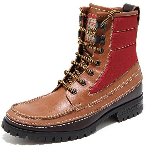 20161stivale DSQUARED D2 scarpa uomo boots shoes men [40]