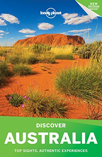 Lonely Planet Discover Australia (Travel Guide) by Lonely Planet (2016-05-17)