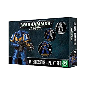 Games Workshop 99170101004 – Juego de Pinturas para intercesores