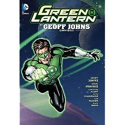 Green Lantern by Geoff Johns Omnibus Vol. 3 by Geoff Johns - Ingles