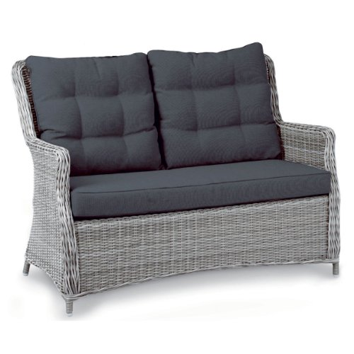 BEST 41615003 Couch Barcelona, warmgrau