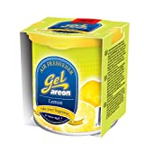 Best Auto Air Fresheners - Areon Lemon Gel Air Freshener for Car (80g) Review