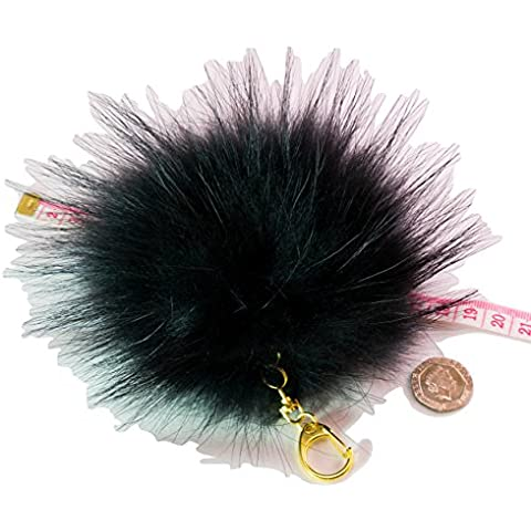 Furry Friends - Llavero, Black 18cm,