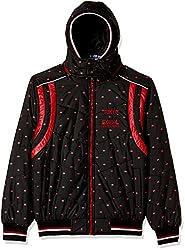 Fort Collins Boys Regular Fit Jacket (R004_Black_30 (10 - 11 years))