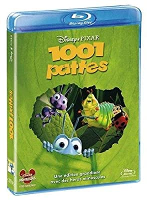 1001 pattes [Blu-ray] [FR Import]
