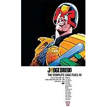 Judge Dredd: The Complete Case Files 20 (Judge Dredd The Complete Case Files)