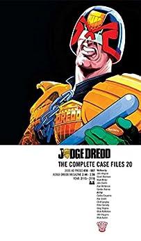 Judge Dredd: The Complete Case Files 20 (Judge Dredd The Complete Case Files) by [Wagner, John, Morrison, Grant, Millar, Mark, Smith, John, McKenzie, Alan, Rennie, Gordon]
