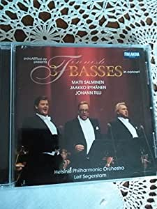 3 Finnish Basses in Concert [Import allemand]
