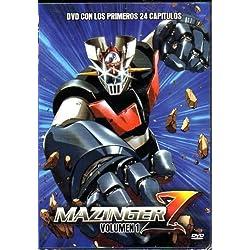 Mazinger Z - Volumen 1 En Espanol