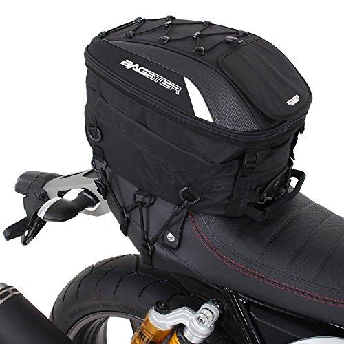 sacoche de selle moto bagster spider honda hornet 600 s autos et motos. Black Bedroom Furniture Sets. Home Design Ideas