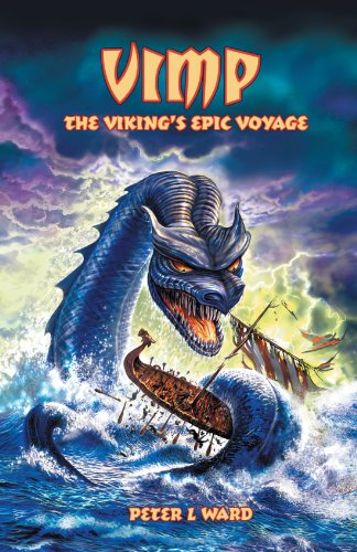 Vimp the Viking's Epic Voyage Cover Image
