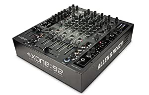 Allen & Heath Xone:92   DJ-Mischpult-Mixer Xone-92