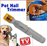 Kent MarkS New Electric Pet Dog Cat Pedi Nail Clippers Scissors Gentle Paws Claw Toe Nail Trimmer Groomer Products for Pet
