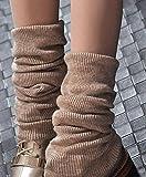 Desy de grosor medias/medias para mujer/Calcetines de alta rodilla/2pares de calcetines