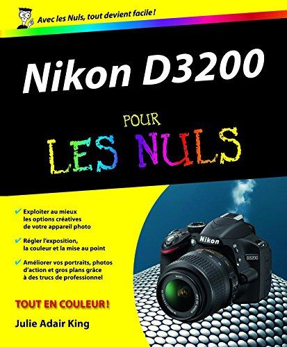 Nikon D3200 Pour les Nuls