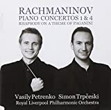 "Afficher ""Piano concerto Nā1, fa dièse mineur"""