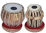 Vinayak Musical Shiva Designer Tabla Set