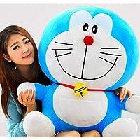 Future shop Doremon Soft Toy for Kids- Blue,34 cm