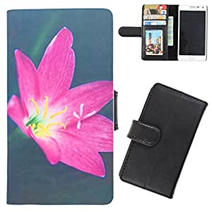 DooDa - For Micromax Canvas Magnus A117 PU Leather Designer Fashionable Fancy Flip Case Cover Pouch With Card, ID & Cash Slots And Smooth Inner Velvet With Strong Magnetic Lock