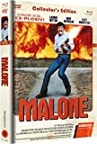 Malone - Limited Edition - Mediabook  (+ DVD), Cover C [Blu-ray]
