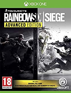 Tom Clancy'S Rainbow Six Siege Advanced Edition (Xbox One) (B07F34FCBY) | Amazon price tracker / tracking, Amazon price history charts, Amazon price watches, Amazon price drop alerts