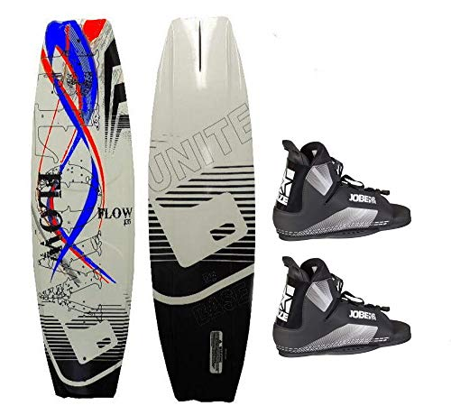 Base Sports Flow 135 Wakeboard Package mit Maze Wakeboardbindung