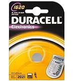 Duracell DL1620 Knopfzelle 1-er Blister Lithium 3V