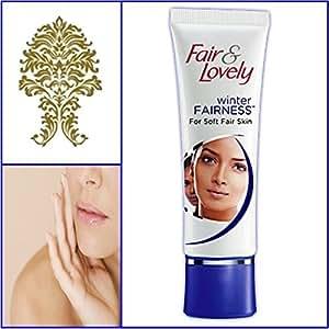 F&L Winter Fairness Cream - Soft Fair Skin. 50g. by Fair & Lovely