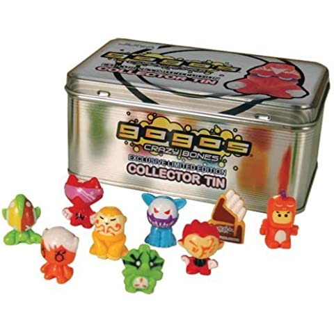 Collector 10 Pack Silver Tin by Le Toy Van