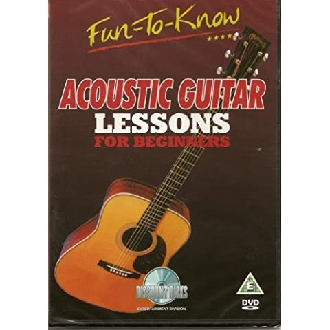 ACOUSTIC GUITAR & GUITAR TUTORIAL LESSONS FOR BEGINNERS